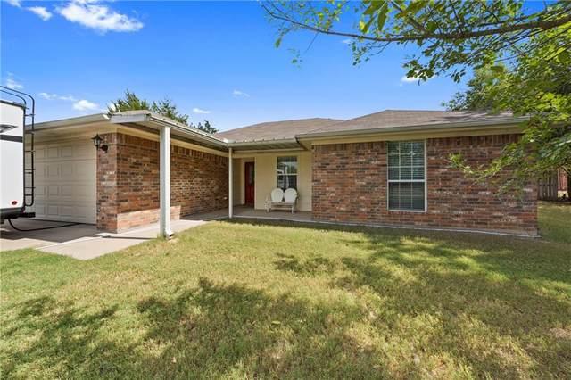 332 Pamela Avenue, Waco, TX 76705 (MLS #203663) :: NextHome Our Town