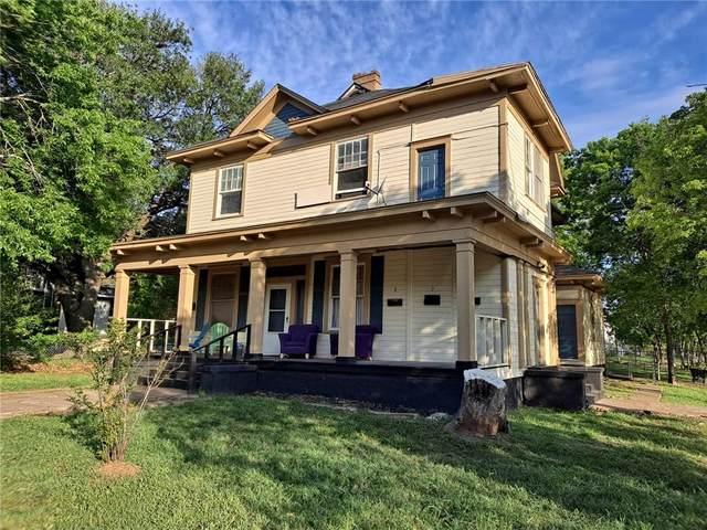 1603 West Avenue, Waco, TX 76707 (MLS #203668) :: A.G. Real Estate & Associates