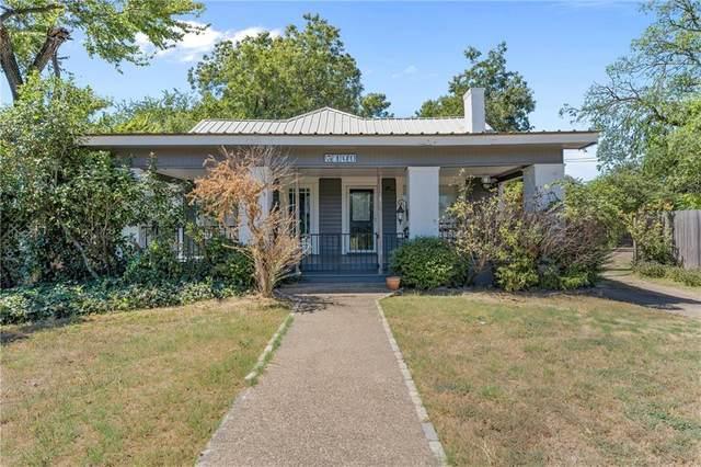 3100 Macarthur Drive, Waco, TX 76708 (MLS #203672) :: A.G. Real Estate & Associates