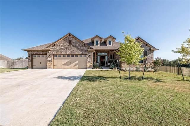 601 Salisbury Drive, Waco, TX 76712 (MLS #203686) :: NextHome Our Town