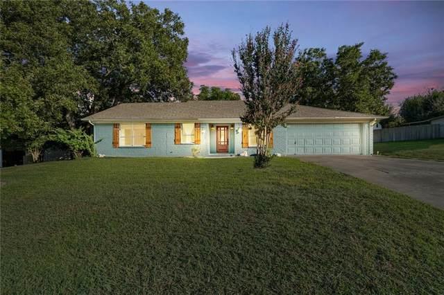 10008 Rick Drive, Woodway, TX 76712 (#203688) :: Sunburst Realty