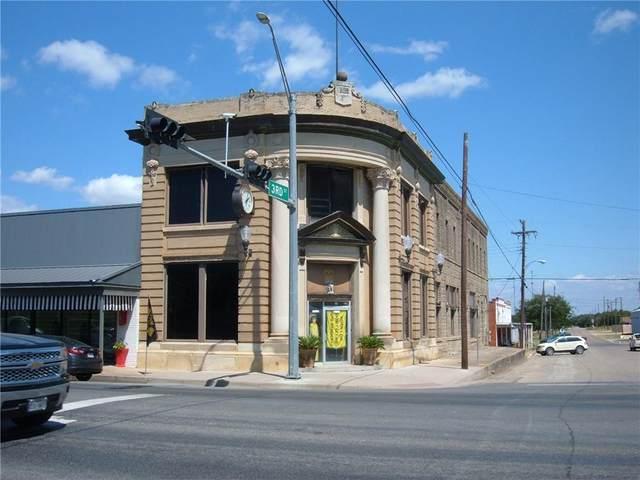 222 S Main Street, Mcgregor, TX 76657 (MLS #203696) :: NextHome Our Town