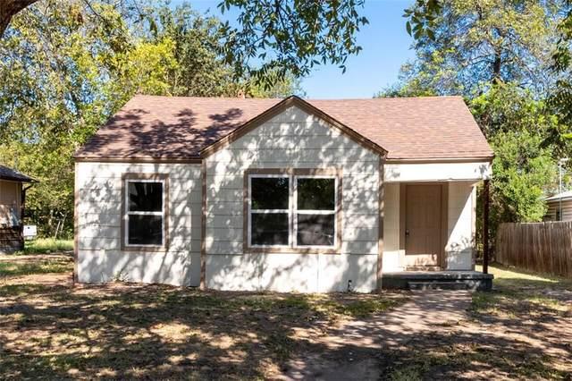 2705 Summer Avenue, Waco, TX 76708 (MLS #203737) :: NextHome Our Town