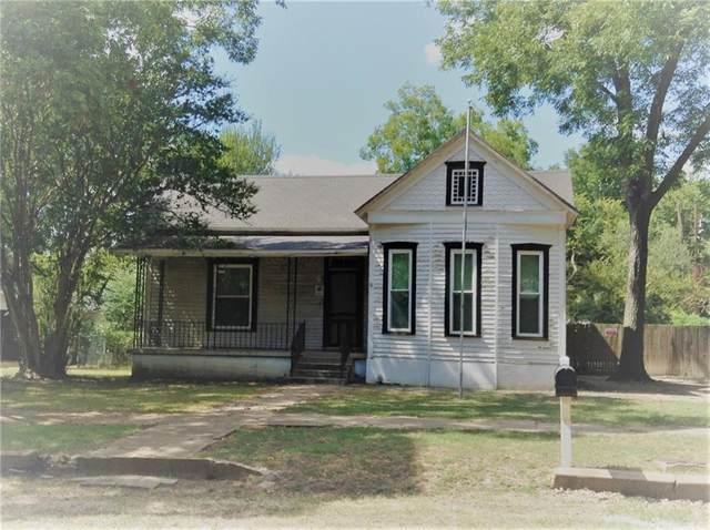202 NW 3rd Street, Hubbard, TX 76648 (MLS #203750) :: NextHome Our Town
