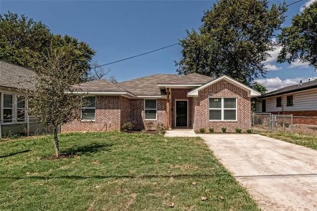908 Calumet Avenue, Waco, TX 76704 (MLS #203751) :: NextHome Our Town