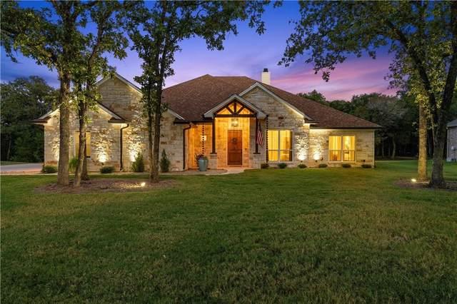 1116 Century Oaks Drive, China Spring, TX 76633 (MLS #203759) :: NextHome Our Town