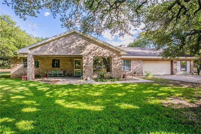 133 Buffalo Run, Valley Mills, TX 76689 (MLS #203767) :: A.G. Real Estate & Associates
