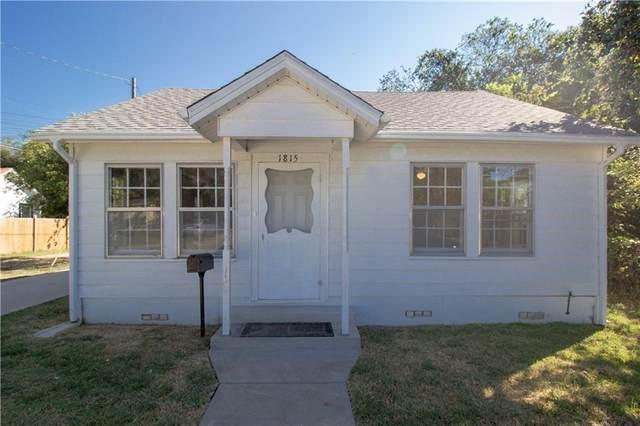 1815 N 28th Street, Waco, TX 76707 (MLS #203773) :: NextHome Our Town
