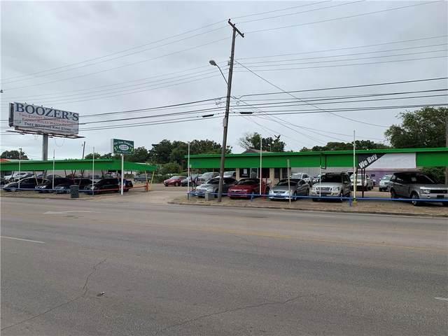 2118 Franklin Avenue, Waco, TX 76701 (#203792) :: Sunburst Realty