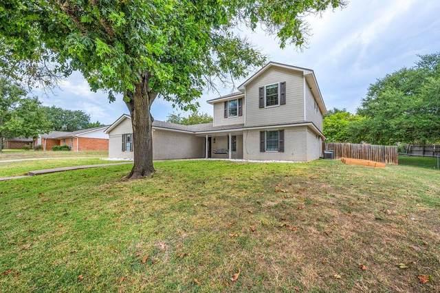 216 Hillside Drive, Hewitt, TX 76643 (MLS #203794) :: NextHome Our Town