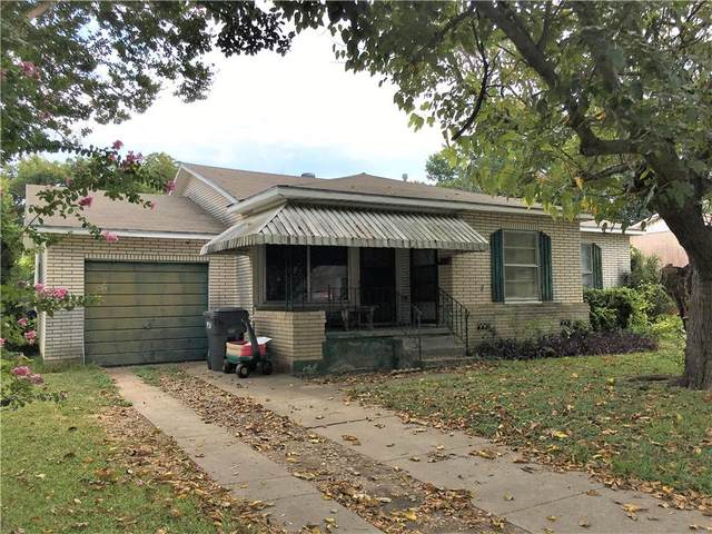 2321 Glendale Drive, Waco, TX 76710 (MLS #203797) :: NextHome Our Town