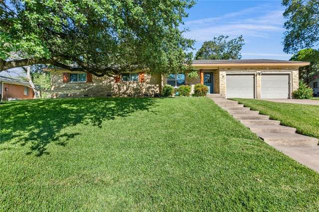 8919 Whippoorwill Drive, Woodway, TX 76712 (#203804) :: Sunburst Realty
