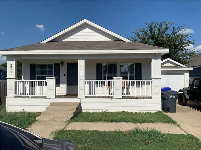 2300 S 2nd Street, Waco, TX 76706 (#203806) :: Sunburst Realty