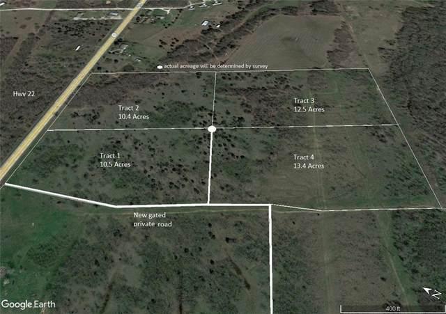TBD State Hwy 22, Whitney, TX 76692 (MLS #203809) :: A.G. Real Estate & Associates