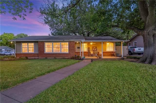 4100 Gorman Avenue, Waco, TX 76710 (MLS #203822) :: NextHome Our Town