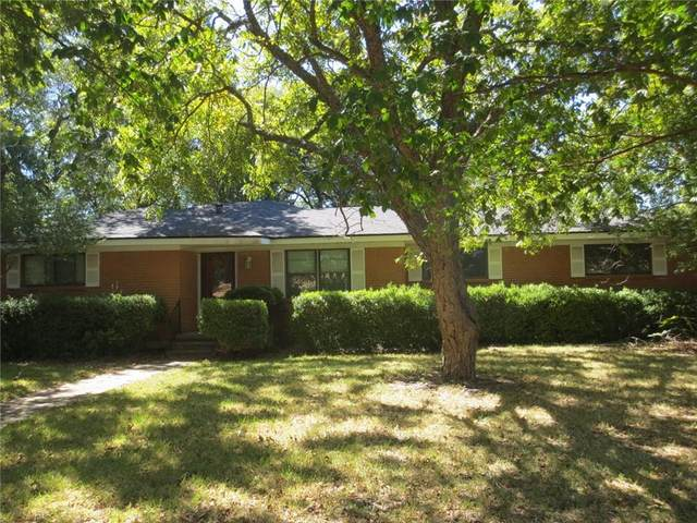 7724 Fairway Road, Woodway, TX 76712 (MLS #203831) :: NextHome Our Town