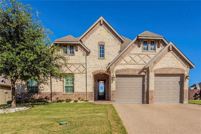 17050 Dominion Drive, Woodway, TX 76712 (MLS #203833) :: NextHome Our Town