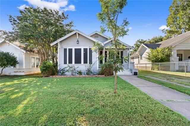 2722 Gorman Avenue, Waco, TX 76707 (MLS #203834) :: NextHome Our Town