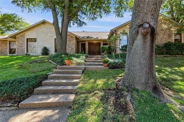 2504 Eldridge Lane, Waco, TX 76710 (MLS #203836) :: NextHome Our Town