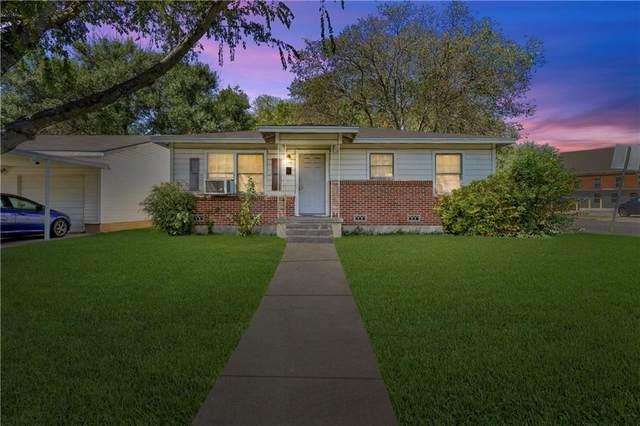 3401 Leland Avenue, Waco, TX 76708 (MLS #203840) :: NextHome Our Town