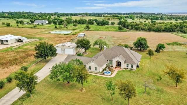 439 Wildwood Trail, Lorena, TX 76655 (MLS #203851) :: NextHome Our Town