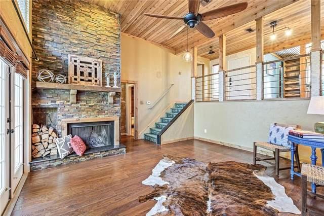 2901 Lake Shore Drive #401, Waco, TX 76708 (MLS #203870) :: A.G. Real Estate & Associates