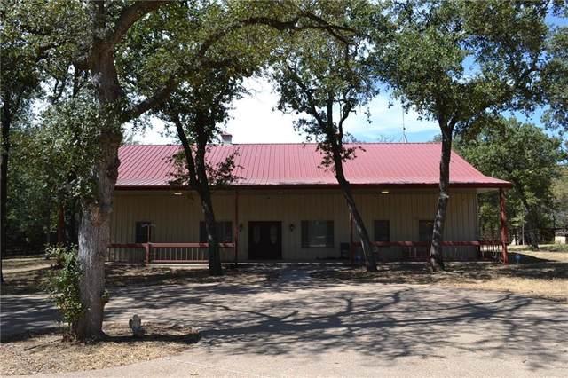 1886 Ross Road, Elm Mott, TX 76640 (MLS #203876) :: NextHome Our Town