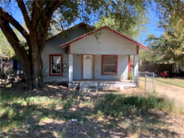 803 W Navasota Street, Groesbeck, TX 76642 (MLS #203897) :: NextHome Our Town