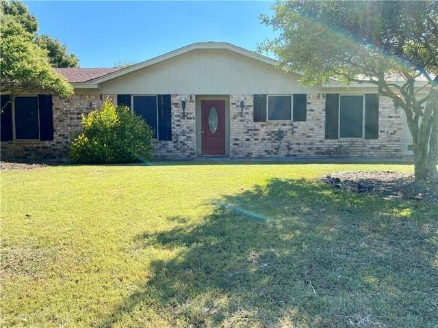 121 Thompson Circle, Lorena, TX 76655 (MLS #203902) :: A.G. Real Estate & Associates