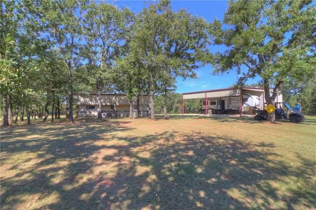 579 Hcr 1250 Road, Whitney, TX 76692 (MLS #203909) :: NextHome Our Town