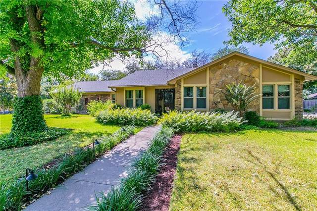 700 Willow Creek Drive, Woodway, TX 76712 (MLS #203929) :: NextHome Our Town