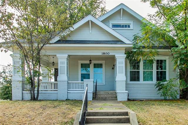 1800 Algonquin Street, Waco, TX 76707 (MLS #203962) :: A.G. Real Estate & Associates
