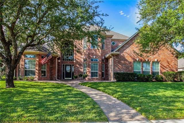 409 Hunters Run Drive, Waco, TX 76712 (MLS #203965) :: A.G. Real Estate & Associates