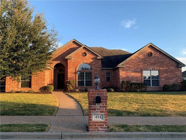 414 S Cedar Ridge Circle, Robinson, TX 76706 (MLS #203967) :: A.G. Real Estate & Associates