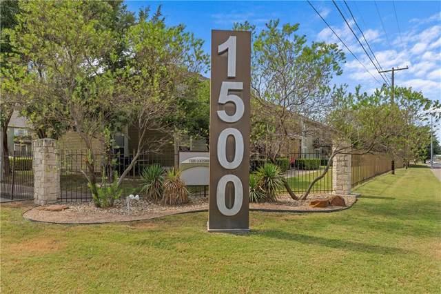 1500 Lake Shore Drive, Waco, TX 76708 (MLS #203979) :: A.G. Real Estate & Associates
