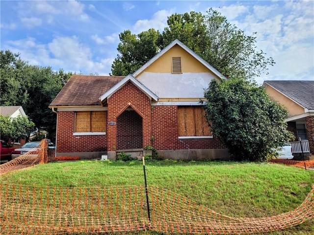 1812 Seneca Avenue, Waco, TX 76707 (MLS #203994) :: A.G. Real Estate & Associates