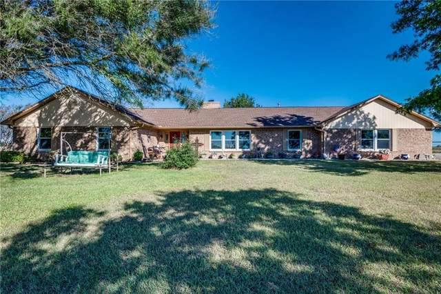 6199 State Hwy 22, Hillsboro, TX 76645 (MLS #204054) :: A.G. Real Estate & Associates