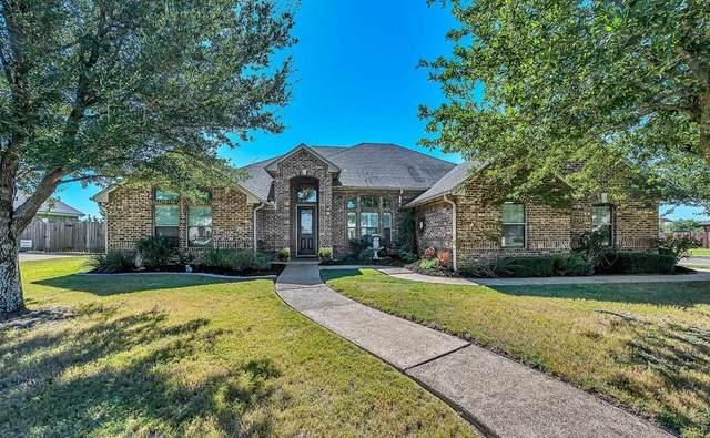 344 N Cedar Ridge Circle, Robinson, TX 76706 (MLS #204055) :: A.G. Real Estate & Associates