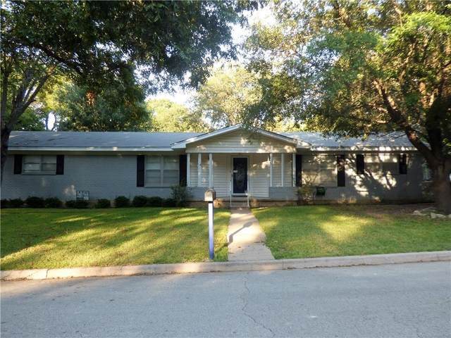 617 Cardinal Drive, Woodway, TX 76712 (MLS #204088) :: NextHome Our Town