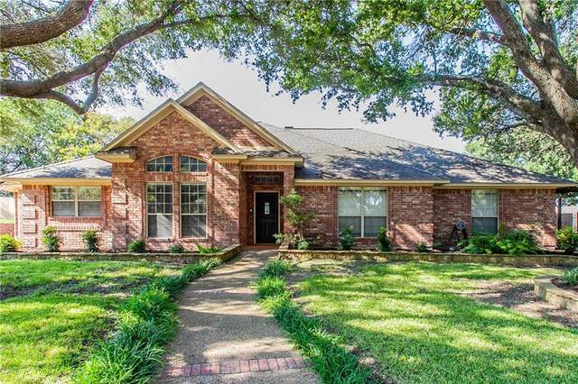 11007 Creek Bend Drive, Woodway, TX 76712 (MLS #204093) :: NextHome Our Town