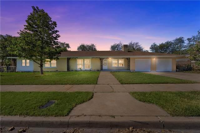 921 Camp Drive, Waco, TX 76710 (MLS #204105) :: A.G. Real Estate & Associates