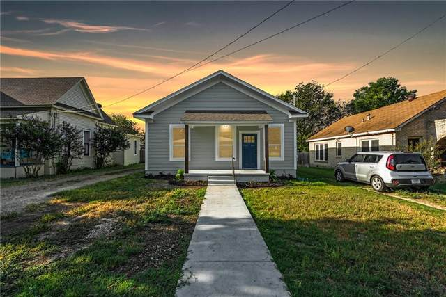 608 E Franklin Street, Hillsboro, TX 76645 (MLS #204110) :: A.G. Real Estate & Associates