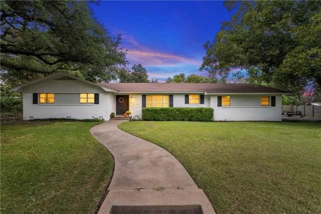 4511 Pine Avenue, Waco, TX 76710 (MLS #204138) :: A.G. Real Estate & Associates
