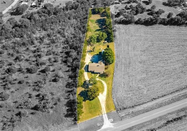 1348 Fm 434, Chilton, TX 76632 (MLS #204141) :: A.G. Real Estate & Associates