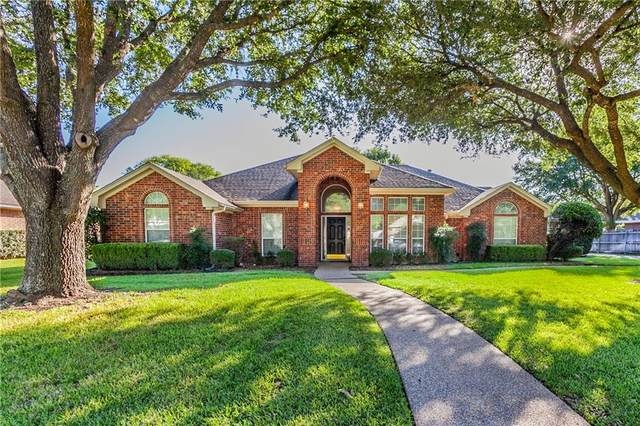 9301 Spring Ridge Drive, Woodway, TX 76712 (MLS #204150) :: NextHome Our Town