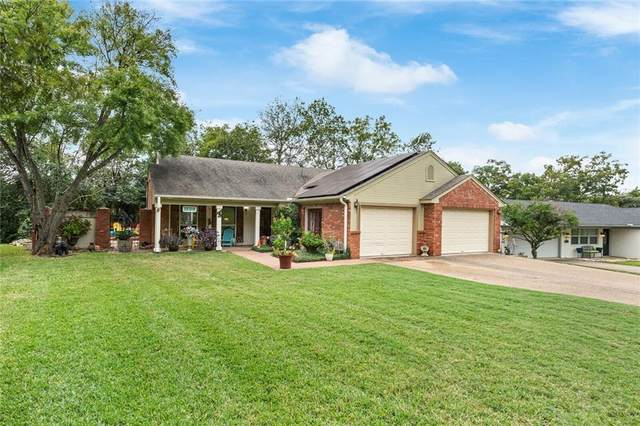 1206 Southwood Drive, Woodway, TX 76712 (MLS #204168) :: NextHome Our Town