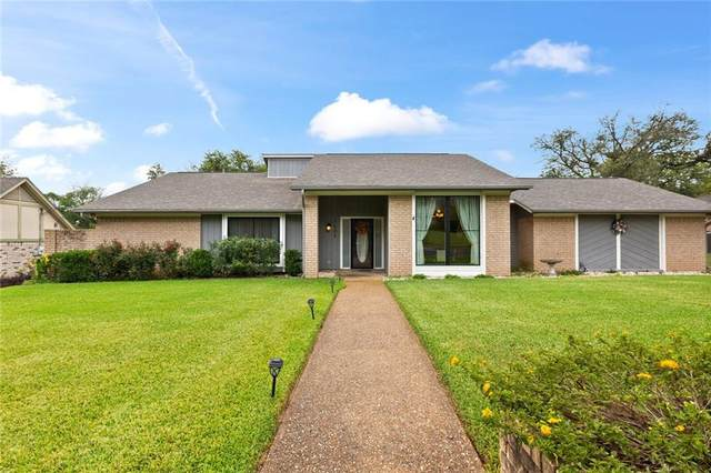 8604 Oakdale Drive, Woodway, TX 76712 (MLS #204172) :: NextHome Our Town