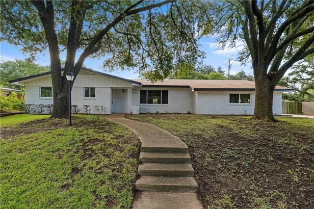 1217 Cliffview Road, Waco, TX 76710 (MLS #204173) :: Vista Real Estate