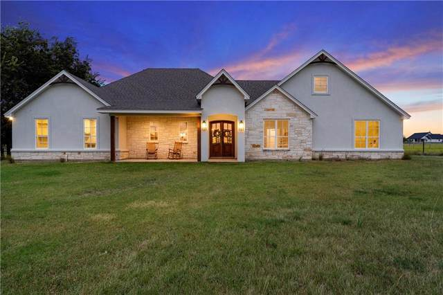 1570 Franklin Road, Eddy, TX 76524 (MLS #204195) :: NextHome Our Town