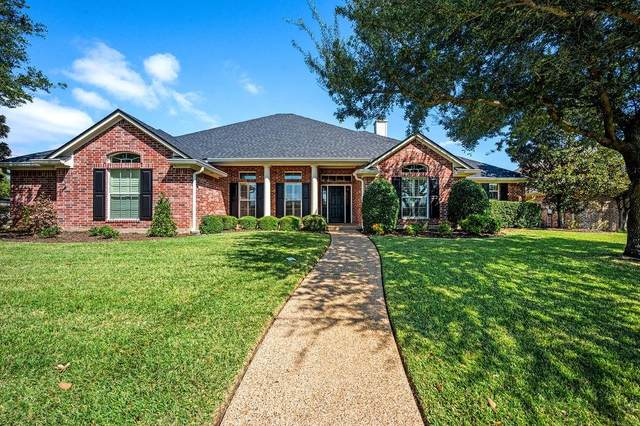 100 Painted Horse Trail, Woodway, TX 76712 (MLS #204245) :: NextHome Our Town
